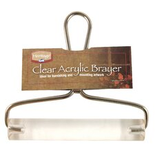 Clear Acrylic Brayer