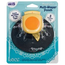Multi-Shaper Lace Magnetic Punch