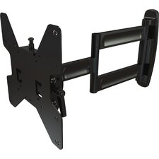 "Articulating Arm Wall Mount for 13"" to 37"" Flat Panel Screens"