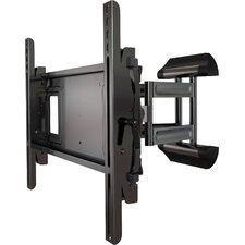 "<strong>Crimson AV</strong> Articulating Arm Wall Mount for 26"" to 46"" Flat Panel Screens"