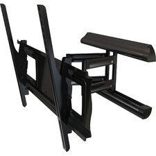 "Articulating Arm Wall Mount for 37"" to 63"" Flat Panel Screens"