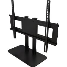 "Single Monitor Fixed Universal Desktop Mount for 32"" - 55"" Screens"