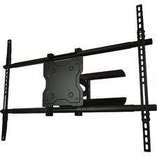 "<strong>Crimson AV</strong> Pivoting Arm Wall Mount for 37"" to 65"" Flat Panel Screens"