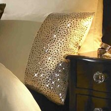 Leopard Ivory 200 Thread Count Housewife Pillowcase