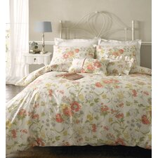 Sophia Poppy Duvet Set