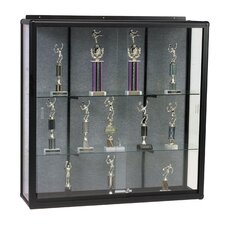 Elite Series 90 Wall Mount Display Case