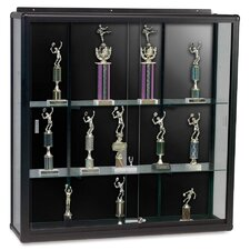Series 90 Elite Wall Mount Display Case