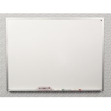 "Slim Frame Series 1' 6"" x 2' Whiteboard"