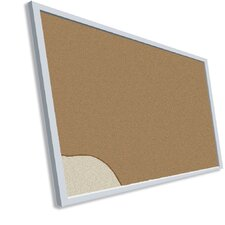 <strong>Best-Rite®</strong> Natural Add-Cork Tackboard Series AC-826