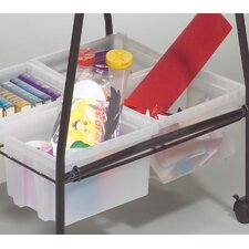 Optional Tray Tubs for Storage Wheasel® - Middle Rack