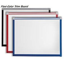 Flexi-Color Trim Board - Porcelain Steel