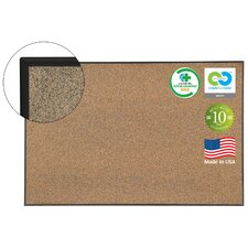 <strong>Best-Rite®</strong> C2C Ultra Black Splash Cork Bulletin Board