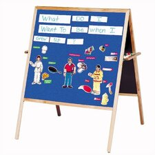 <strong>Best-Rite®</strong> Multi-Functional Language Easel