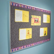 Rubber-Tak Bulletin Board