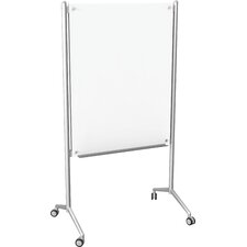 Enlighten Mobile 4' x 3' Glass Board