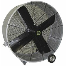 "48"" Belt Drive Floor Fan"