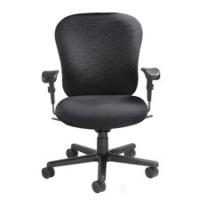 <strong>Nightingale Chairs</strong> Mid-Back 24/7 Heavy Duty Task Chair