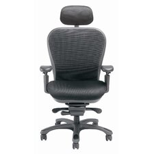 <strong>Nightingale Chairs</strong> Mesh Back CXO Heavy Duty Big and Tall Office Chair