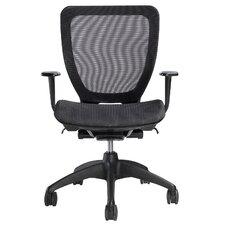 <strong>Nightingale Chairs</strong> Mesh Back Riteone Task Chair