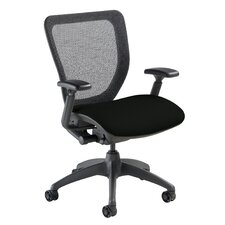 <strong>Nightingale Chairs</strong> Mid-Back WXO Office Chair