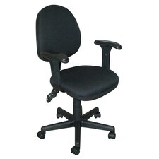 <strong>Nightingale Chairs</strong> Mid-Back Mission Confrence Chair