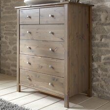 Silk 4+2 Drawer Chest