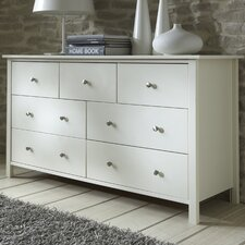 Silk 4+3 Drawer Chest