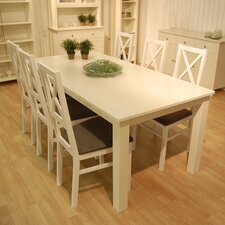Silk 7 Piece Dining Set