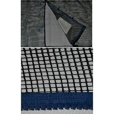 15' Round Trampoline Net with 5 Poles