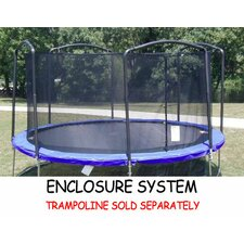 15' Lifestyles Enclosure for Trampoline