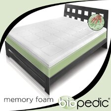 "Extreme Luxury 3"" Memory Foam Topper"