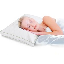 Duo Comfort Deluxe Memory Foam and Fiber Jumbo Pillow