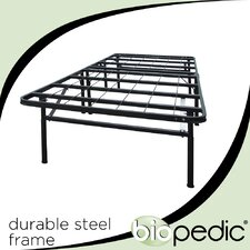 <strong>BioPEDIC</strong> Mattress Steel Foundation Frame