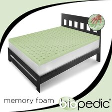 Classic Ventilated Memory Foam Topper