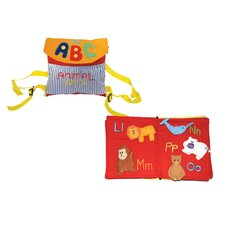 <strong>Alma's Design</strong> ABC Animal Bag
