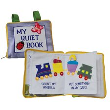 Quiet Book Backpack