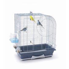 Arte 50 Bird Cage in Silver