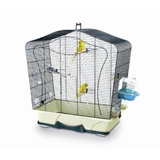 Lily 50 Bird Cage in Navy Blue