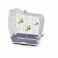 Tallinn 40 Bird Cage in Navy Blue