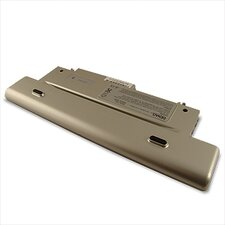 8-Cell 4400mAh Lithium Battery for DELL Laptops