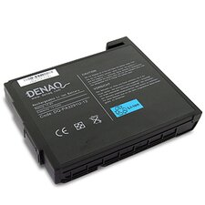 12-Cell 6600mAh Lithium Battery for TOSHIBA Laptops