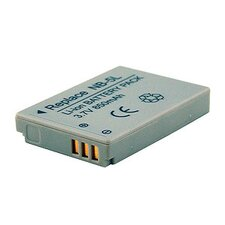 New 850mAh Rechargeable Battery for CANON Powershot Cameras