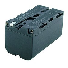 New 4400mAh Rechargeable Battery for SONY Cameras