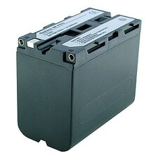 New 6000mAh Rechargeable Battery for SONY Cameras