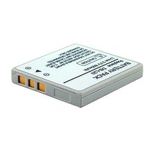 New 600mAh Rechargeable Battery for SANYO Cameras