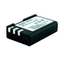 New 800mAh Rechargeable Battery for NIKON Cameras
