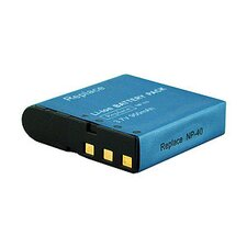 New 950mAh Rechargeable Battery for CASIO EXILIM EX Cameras