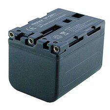 New 1600mAh Rechargeable Battery for SONY Handycam Cameras