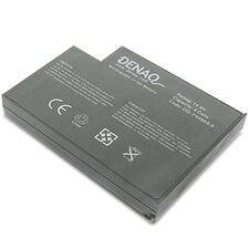 8-Cell 4400mAh Lithium Battery for HP Laptops