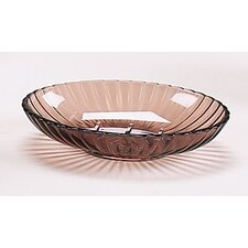 Acrylic Ribbed Soap Dish
